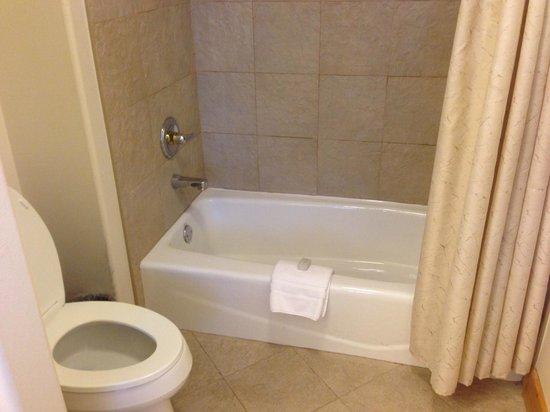 Canyon Creek Condominiums: Tub