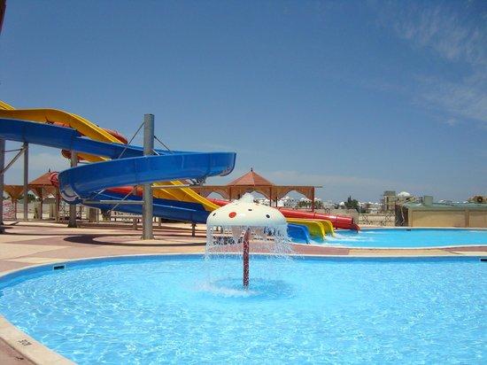 Montillon Grand Horizon Beach Resort: Aquapark