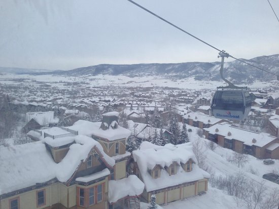 Canyon Creek Condominiums: Steamboat Springs