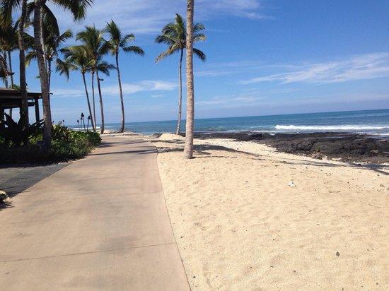 Four Seasons Resort Hualalai: Beachside