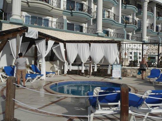 Flamingo Cancun Resort: spa