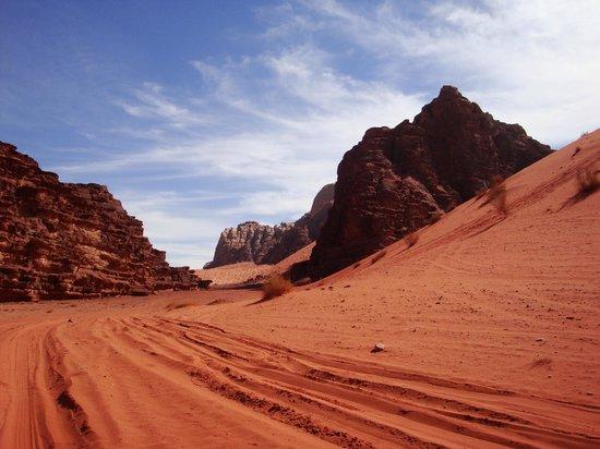 Bedouin Directions: Wadi Rum (dune)