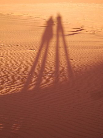 Bedouin Directions: Red Desert