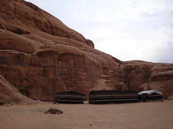 Bedouin Directions: Camp