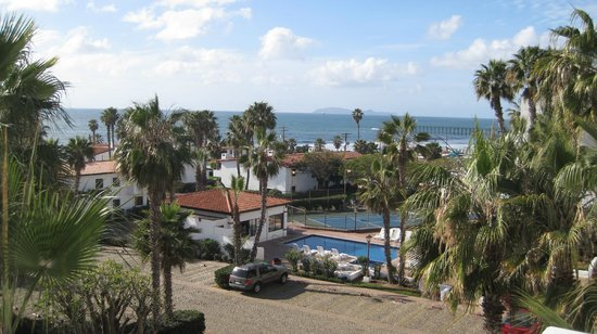 La Paloma Resort : Grounds from 4th floor