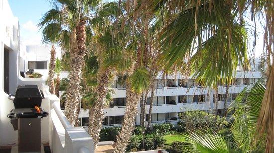 La Paloma Resort : Woldmark building from 4th floor