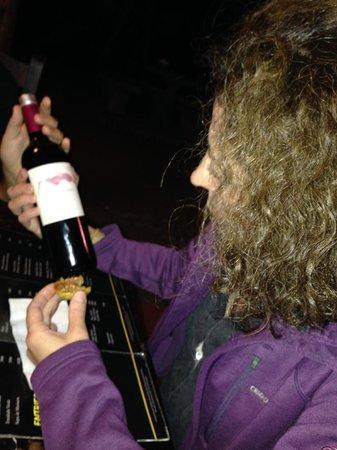 maxi's by Ricky: La elección del vino