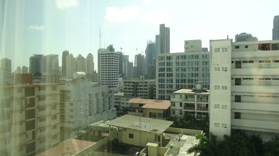 Tryp by Wyndham Panama Centro: Vista dalla camera