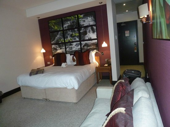 Stanley House Hotel & Spa: Room