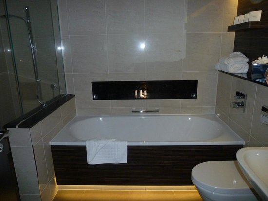 Stanley House Hotel & Spa: Bathroom