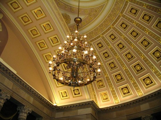 Capitol Hill : Inside the Dome