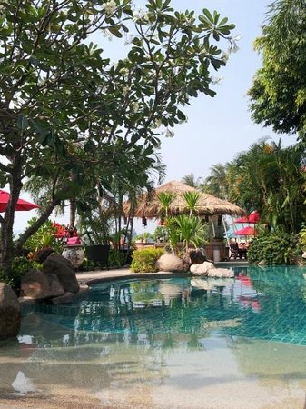 Rocky's Boutique Resort: One of the pools