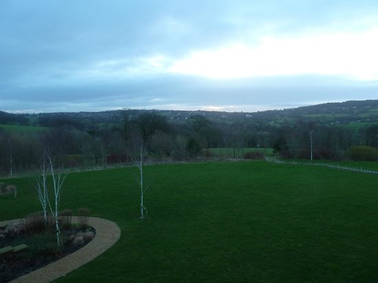 Stanley House Hotel & Spa: View