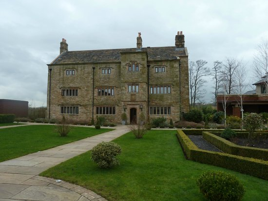 Stanley House Hotel & Spa: Old hotel