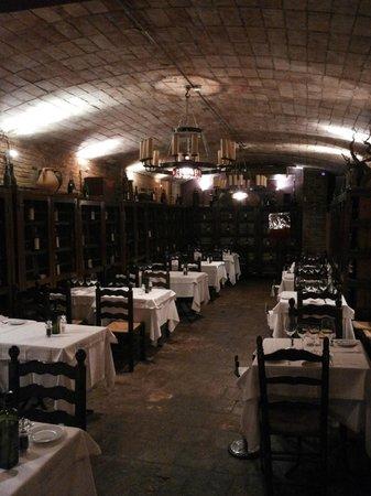 El Gran Cafe : La Saletta Al Piano Inferiore