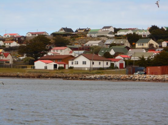 Sea Lion Island, Falklandinseln: Stanley , la capitale