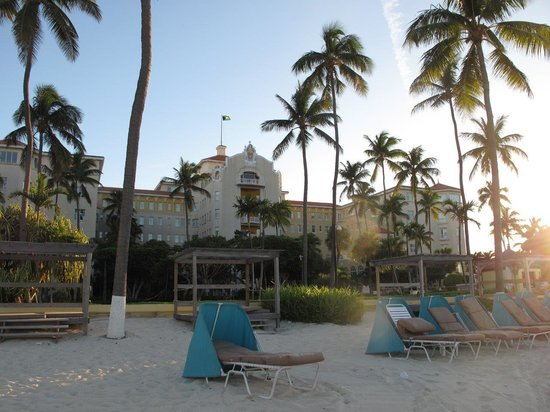 British Colonial Hilton Nassau : The Beach