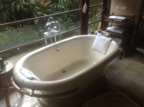 Four Seasons Resort Bali at Jimbaran Bay : Bathroom Four Seasons