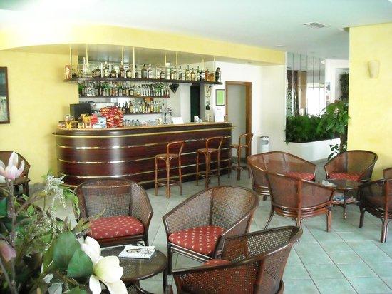 Hotel President: Angolo bar.