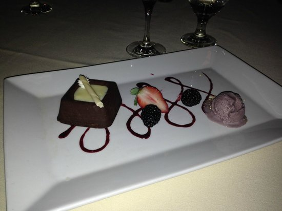 Mountain View Grand Resort & Spa: Dessert