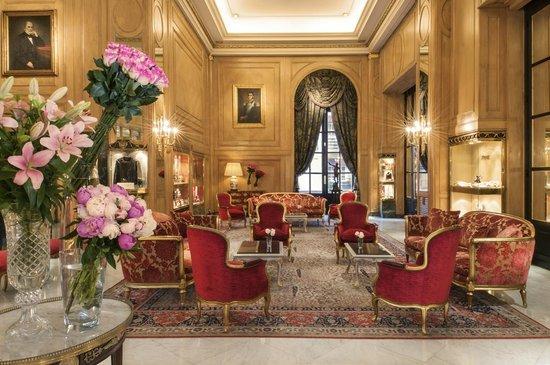 Alvear Palace Hotel: Lobby Area