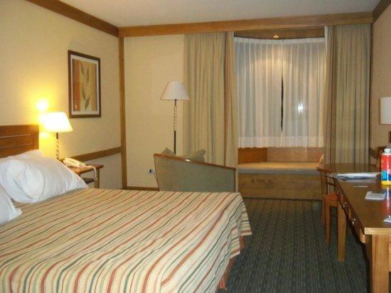 Hotel Mirador del Lago: Nuestra habitación