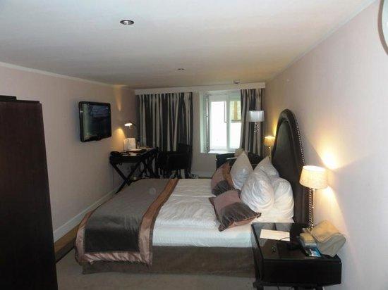 Hotel Stein: quarto extremamente pequeno