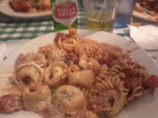 Mama D's Italian: Lobster Tortellini