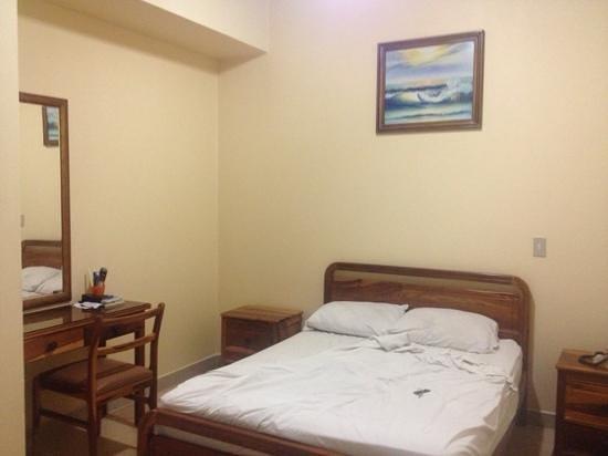 Hotel 9 de Octubre: habitacion 117