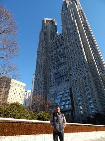 Tokyo Metropolitan Government Buildings: Me +building
