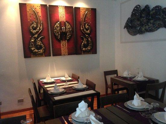 ThaiSquare : Restaurant's Atmosphere