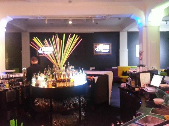NYX Prague : Bar 360