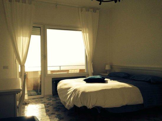 B&B Dipintodiblu': Camera da letto