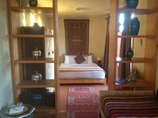 Riad Tafilag: chambre extraordinaire