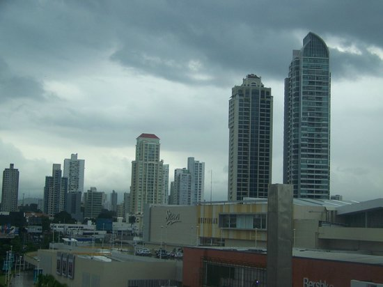 Courtyard Panama at Multiplaza Mall: Close to the hotel