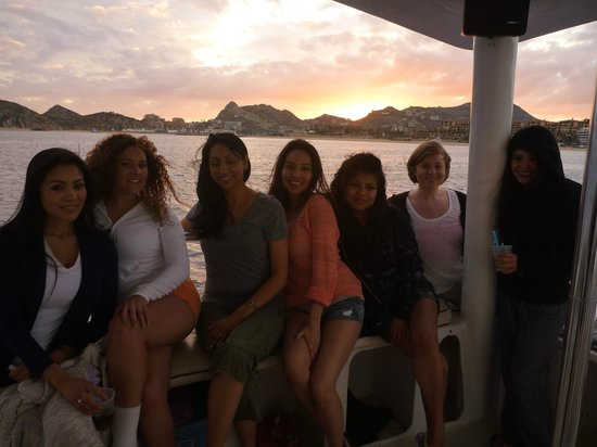 Cabo Party Fun: Bachelorette Party in Cabo San Lucas - Meipo