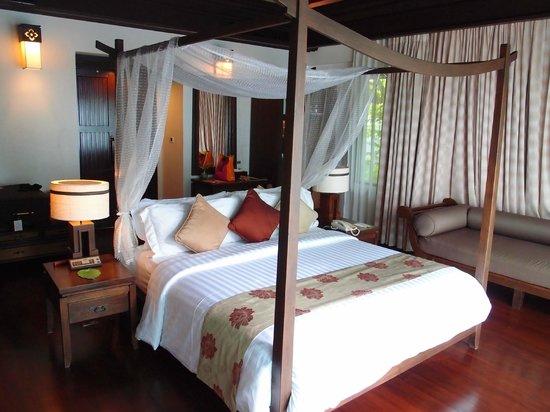 Nora Buri Resort & Spa: Bedroom