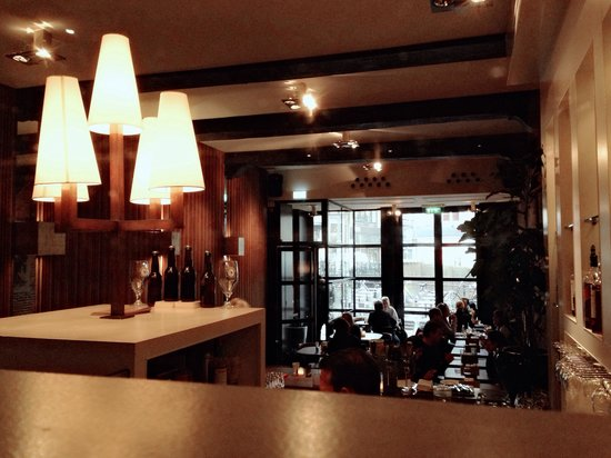 Herengracht Restaurant & Bar: Inside