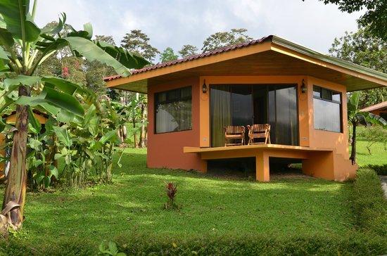 Hotel Miradas Arenal: our cabina