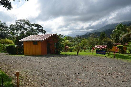 Hotel Miradas Arenal: cabinas