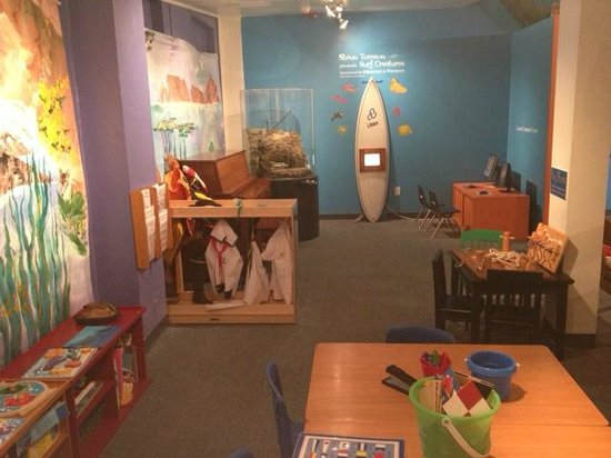 Santa Barbara Maritime Museum : Children's Area