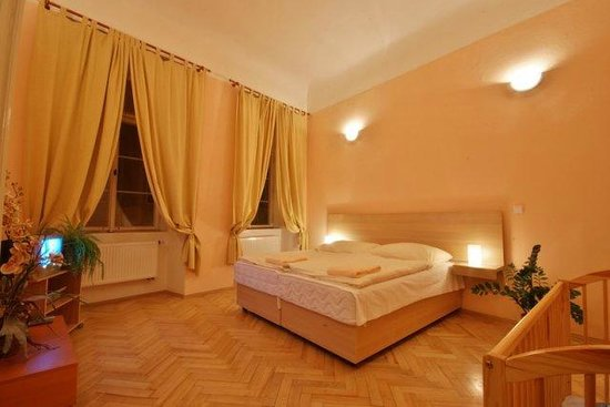 At the Golden Horseshoe - U Zlate Podkovy: Two bedroom apartment