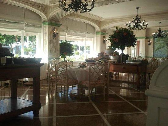 Belmond Copacabana Palace: Pergula