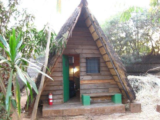 Mabuya Camp Rustic A Frame