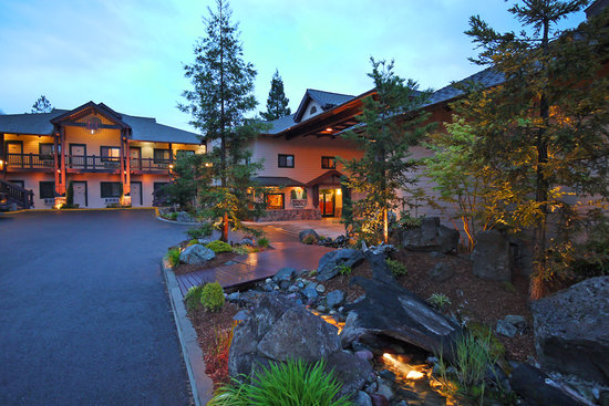 The 10 Closest Hotels To Oregon Caves National Monument Cave Junction Tripadvisor