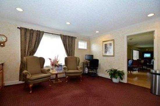 GuestHouse Acorn Inn : Lobby