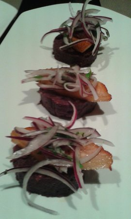 Ceviche 103: otra delicia gastronomica