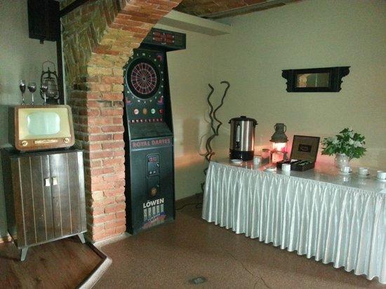 Kuznia Hotelik: Здесь подают завтраки