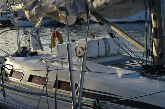 Ondeck Ocean Racing : Our boat