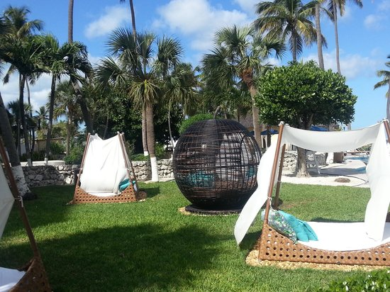 British Colonial Hilton Nassau : nice relaxing area